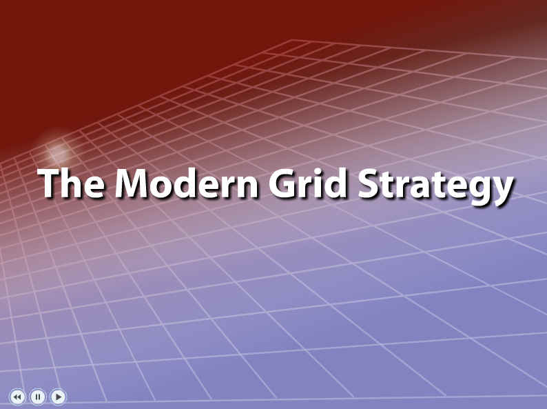 Smart Grid Strategy